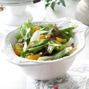 Fennel Salad with Orange-Balsamic Vinaigrette