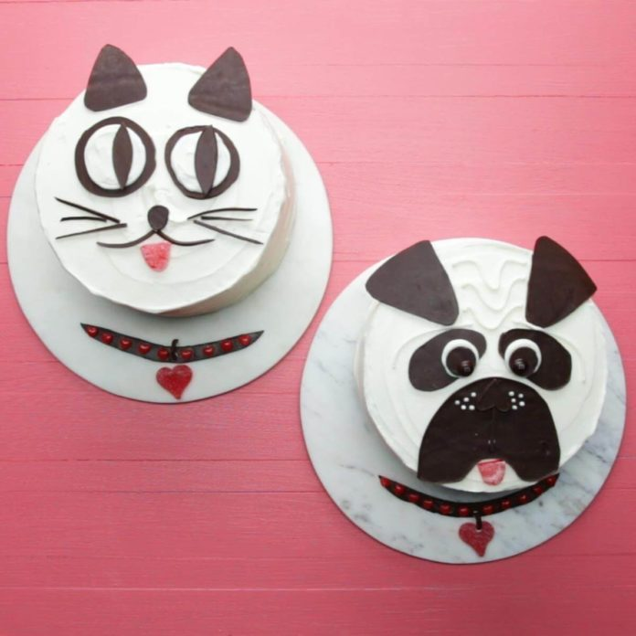 Furry Friends Cake