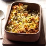 Cornbread Dressing with Oysters