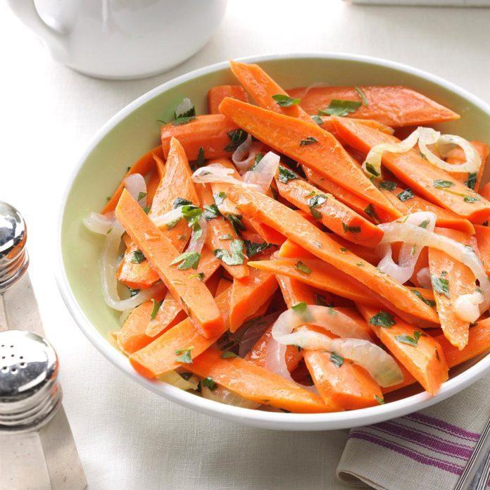 Buttery Carrots
