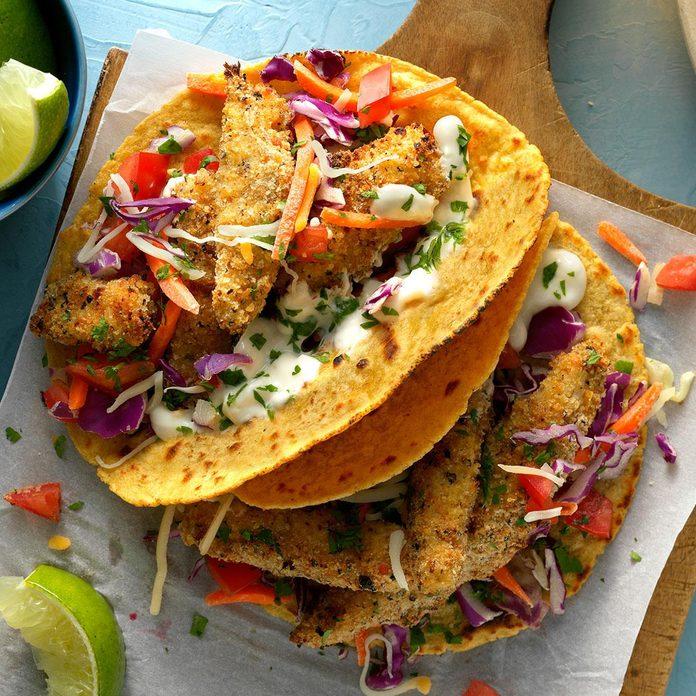 Day 11: Fantastic Fish Tacos