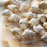 Holiday Kipferl Cookie