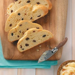 Easter Bread with Orange Butter