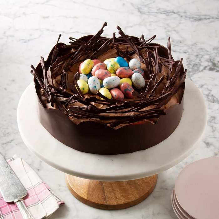 Easter Nest Torte