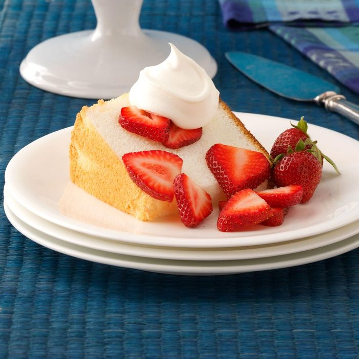 Easy Angel Food Cake