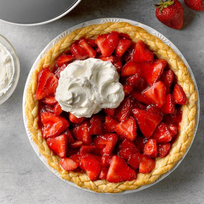 Oklahoma: Strawberry Pie