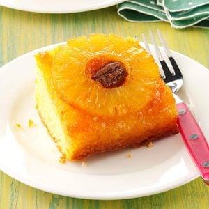 Easy Pineapple Upside-Down Cake