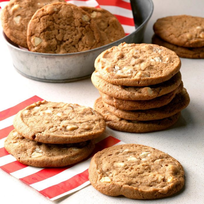 Easy Slice and Bake Cookies