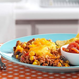 Easy Tamale Pie