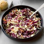 This Easy Coleslaw Recipe Belongs in Your Recipe Box