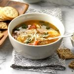 Easy Tortellini Spinach Soup