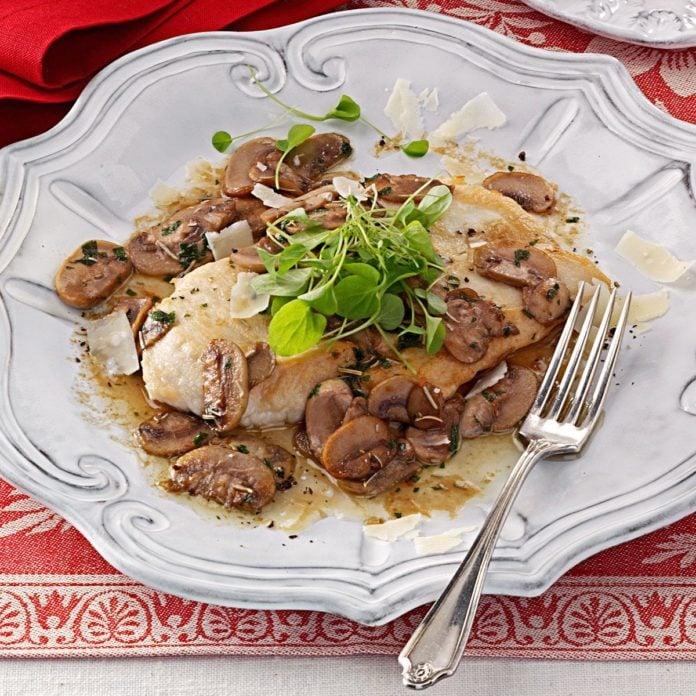 Elegant Chicken Marsala