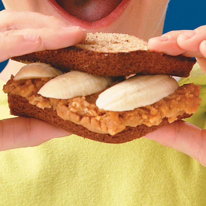 Elvis's Banana Sandwiches