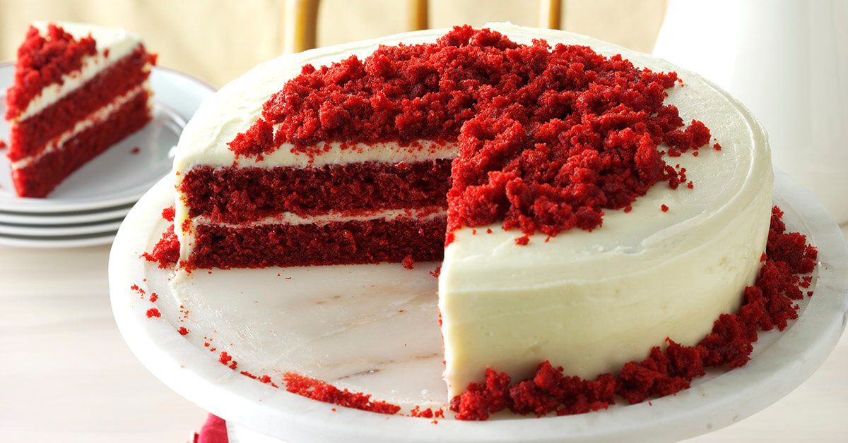 best red velvet cake recipe in the world how to actually achieve a velvety texture in your 1673