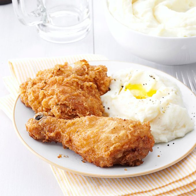 Family-Favorite Fried Chicken