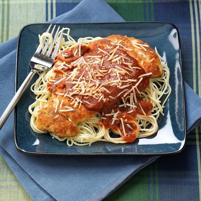 Family-Favorite Italian Chicken