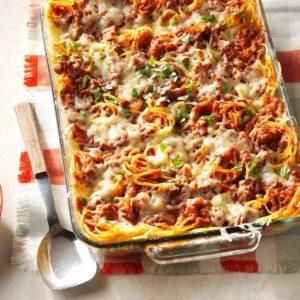 20 New Twists on Making Spaghetti