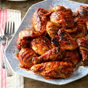 Favorite Barbecued Chicken
