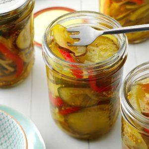 Favorite Bread & Butter Pickles