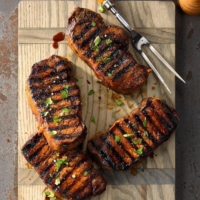 Wisconsin: Favorite Grilled Pork Chops