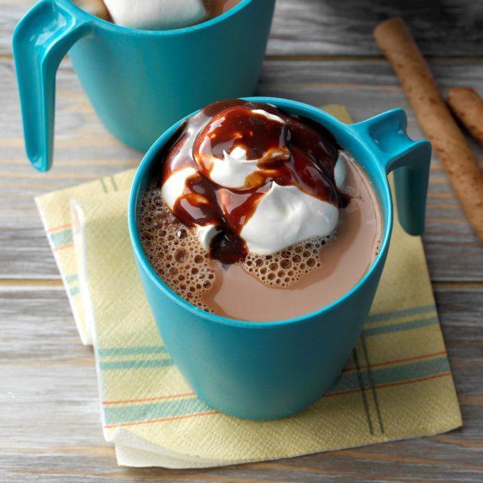 Favorite Hot Chocolate
