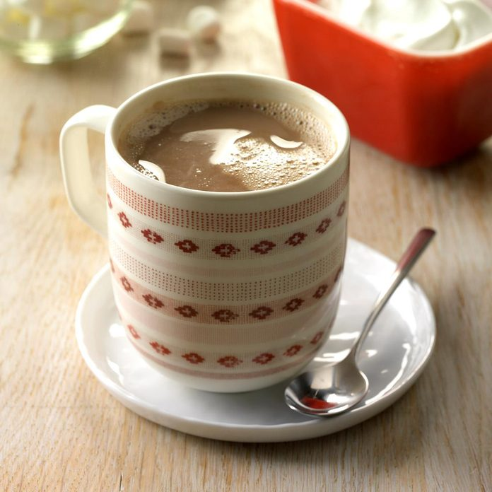 Favorite Hot Chocolate