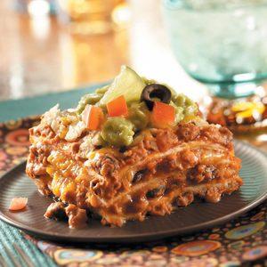 Favorite Mexican Lasagna