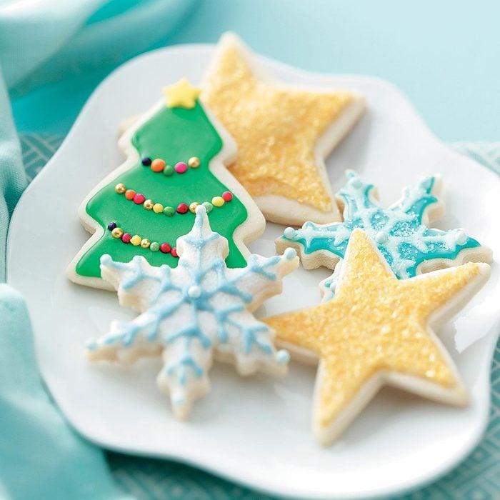 Favorite Sugar Cookies