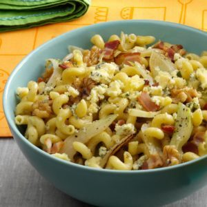 Fennel-Bacon Pasta Salad