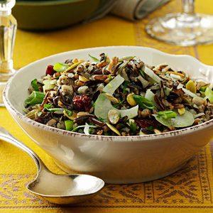 Fennel Wild Rice Salad