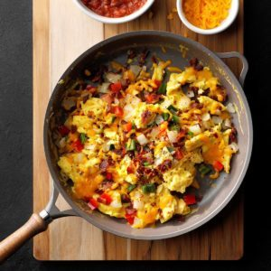 30 New Ways to Eat Scrambled Eggs