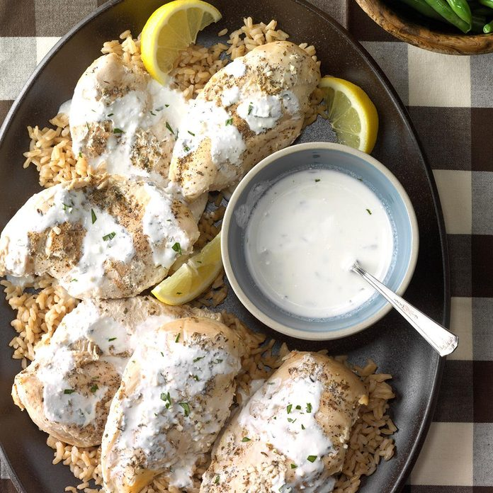 Flavorful Lemon Chicken