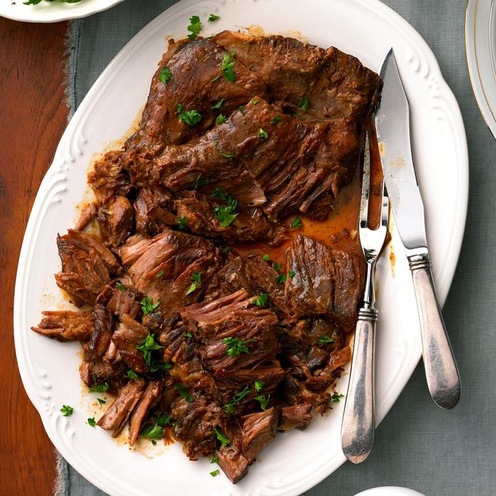 Flavorful Pot Roast