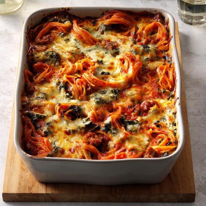 Florentine Spaghetti Bake Exps Thfm17 22215 B09 28 4b 2
