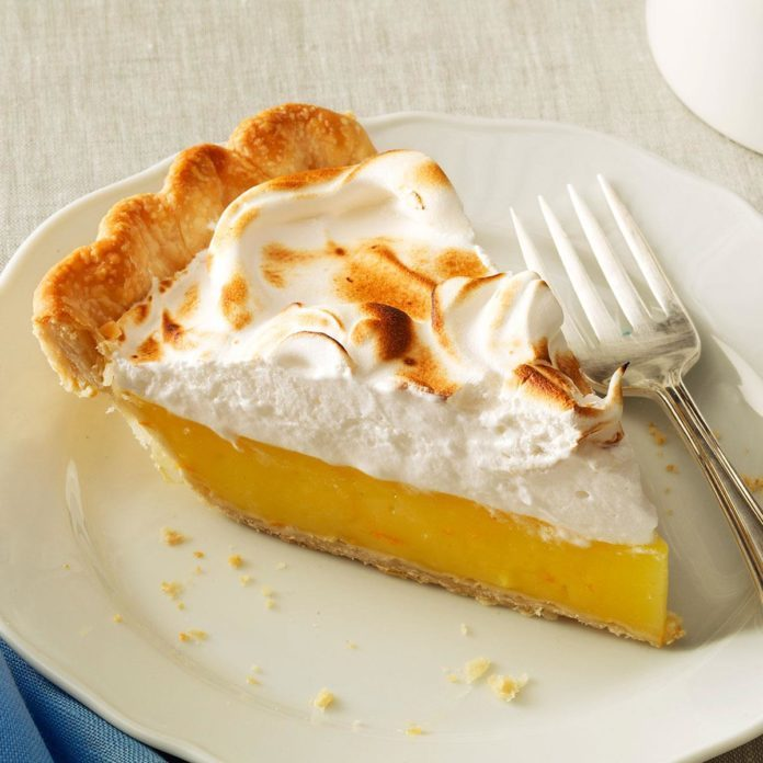 Florida: Florida Citrus Meringue Pie