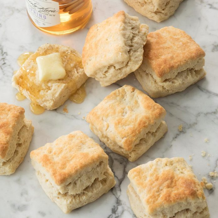 Fluffy Biscuits Recipe Taste Of Home
