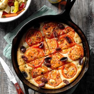 30 Bread Recipes for Your Cast-Iron Skillet