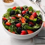 25 Healthy Strawberry Salads Perfect for Spring