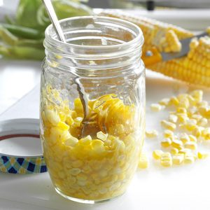 Freezer Sweet Corn
