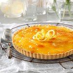 French Lemon-Apricot Tart