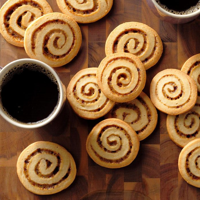 Tennessee: French Toast Spirals