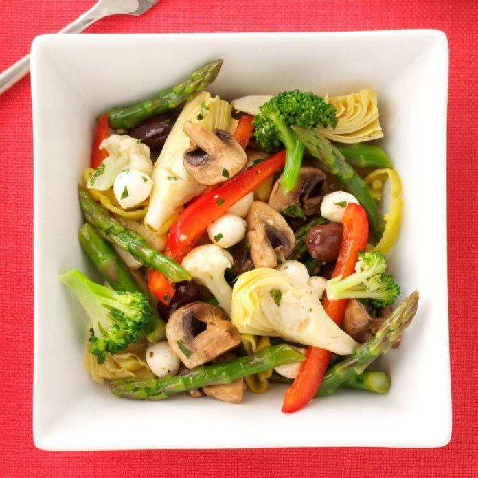 Fresh Antipasto Salad