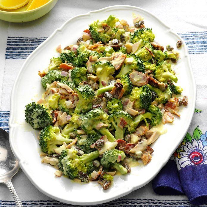 Fresh Broccoli Salad With Lemon Exps67053 Th143192b02 05 7bc Rms 2