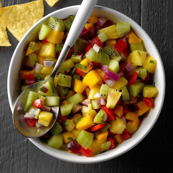 Fresh Fruit Salsa