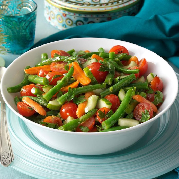 Fresh Green Bean Salad Exps100662 Th2379807d11 07 6bc Rms 1