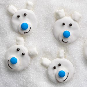 Frosty Polar Bears
