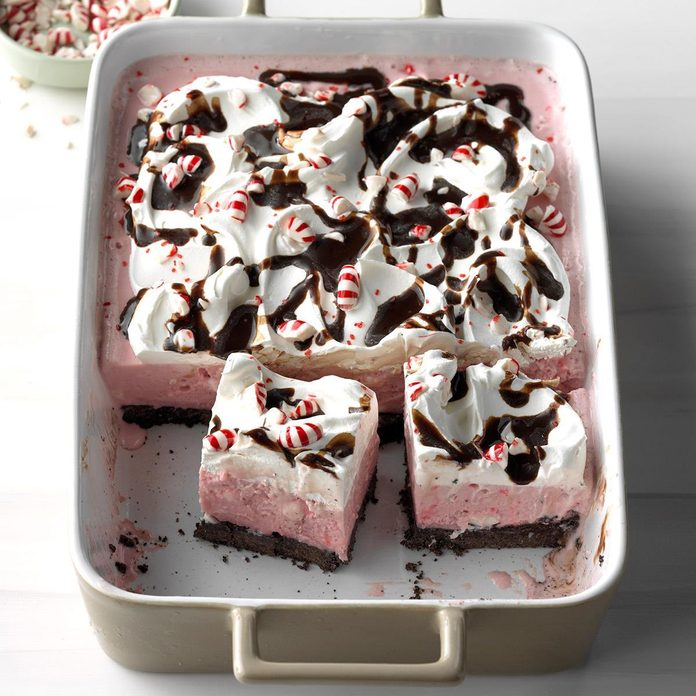 Frozen Peppermint Delight