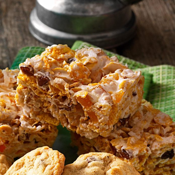 Fruit & Nut Cereal Bars
