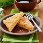 Fruit and Streusel Coffee Cakes