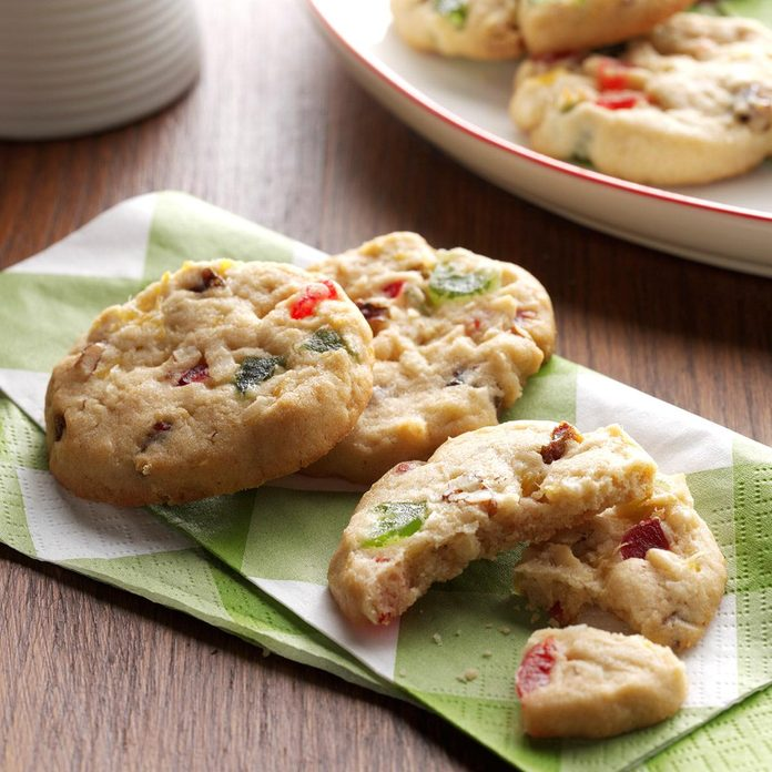 Fruit 'n' Nut Cookies